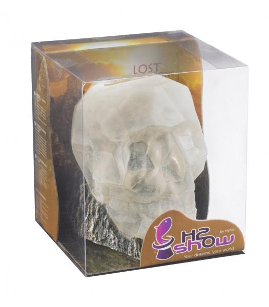 Hydor H2SHOW-Eltűnt civilizáció kristály koponya dekoráció