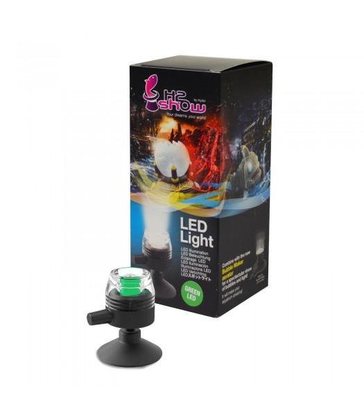 Hydor H2SHOW LED világítás zöld