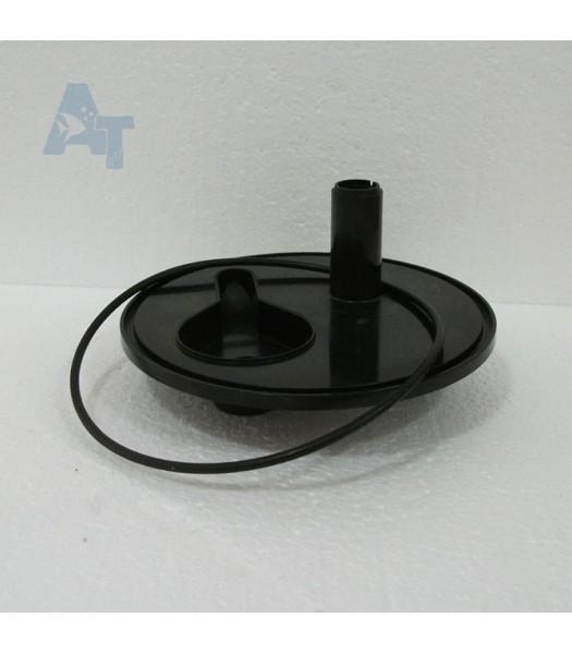 Rotor fedél + tömítés Hydor PRIME 30-hoz